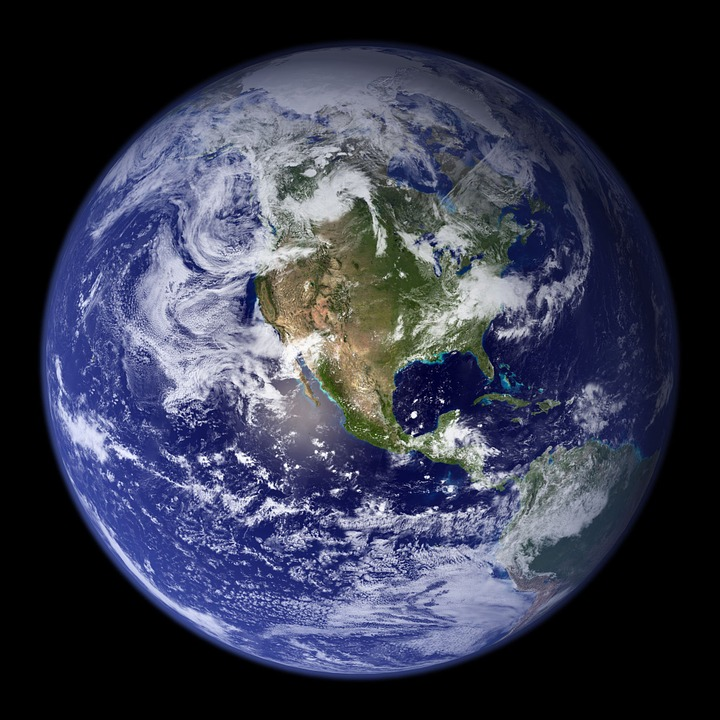 A Photo of Earth