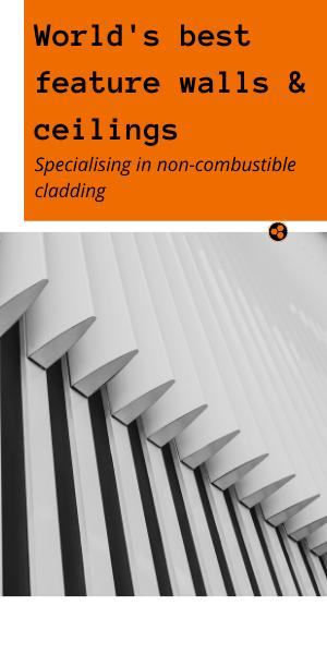 Non combustible cladding